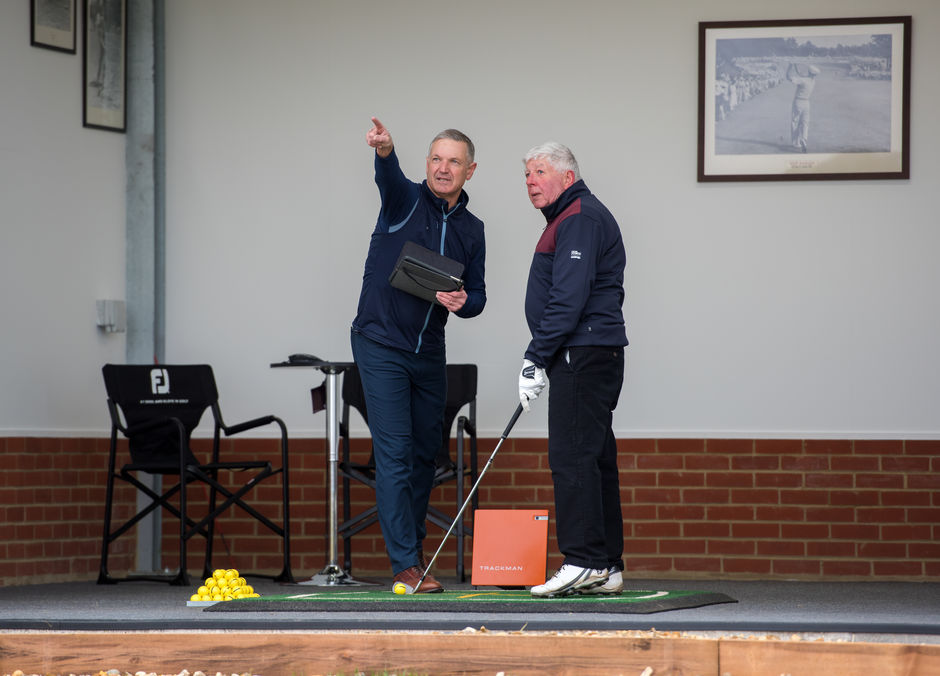 Suffolk Golf Tuition